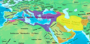 The Middle East in 600