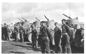 British Soldiers during the 1936-39 Revolt